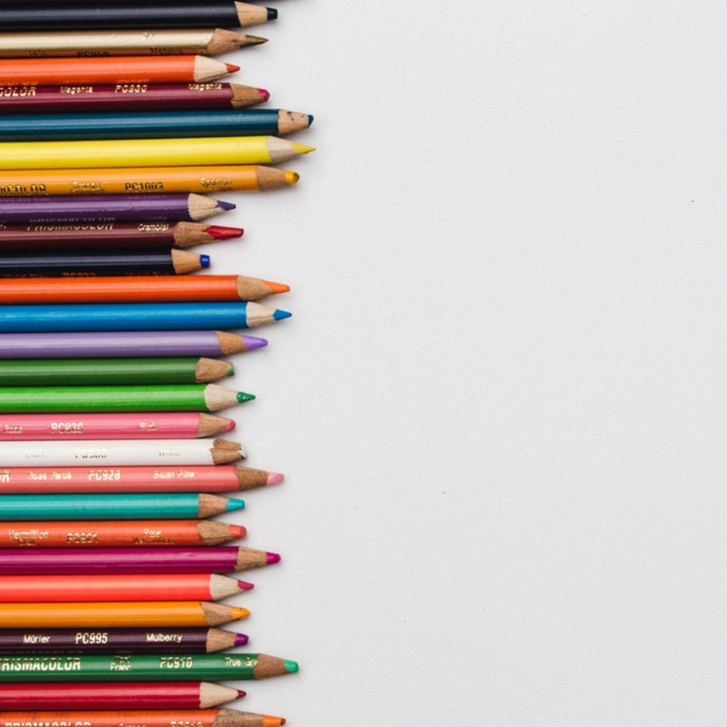 row-of-colored-pencils