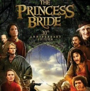 """Poster of the movie """"The Princess Bride"""""""