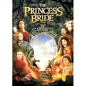 "Poster of the movie ""The Princess Bride"""