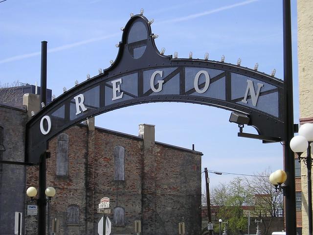 Dayton's Oregon District